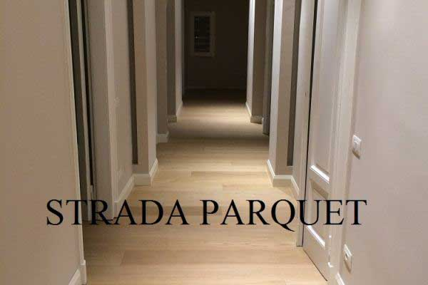 Pre-finished durmast 220x16mm natural ecowood